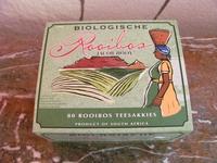Biologische Rooibos thee Rooib1  80 stuks