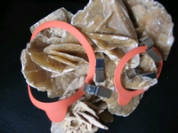 Rubberen ring plus 2 klemmen vacuum afsluiten WE0125  Per set