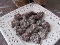 Jaspis Leopard edelsteen 15 stenen (4 x 3 cm)
