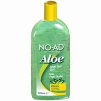 NO-AD Aloe Vera Gel (moisturizing)  500 ml