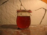 Zuivere Thijm honing IUV Product (inwendig en uitwendig)  150 ml