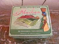 Thee Rooibos biologisch ROOIB1  80 stuks