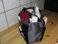 Tas in een tas | Gratis verzendkosten  28 x15.5 x 8 cm