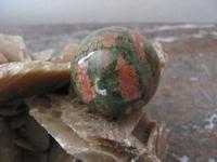 Unakiet edelsteen EO202  40 mm
