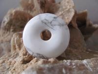 Howlit Donut edelsteen E0503  Per stuk
