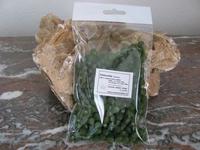 Chlorella 200 mg (krachtige algen soort)  400 tabletten