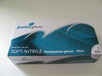 Comfortabele wegwerp | onderzoeks | handschoenen Maat S  100 stuks