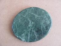 Jade edelsteen groot | plat | per stuk Jade2