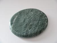 Jade edelsteen groot | plat | per stuk Jade39