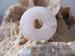 Rozenkwarts Donut edelsteen E0124 Per stuk
