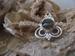 Nr. 23 Labradoriet edelsteen   met zilveren hanger