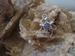 Nr. 33 Opaliet edelsteen   met zilveren hanger 19 mm x 11 mm